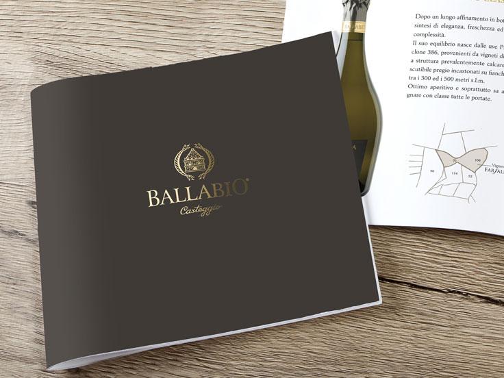 Brochure Ballabio