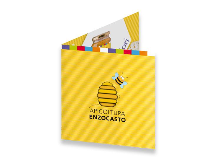 Brochure Apicoltura