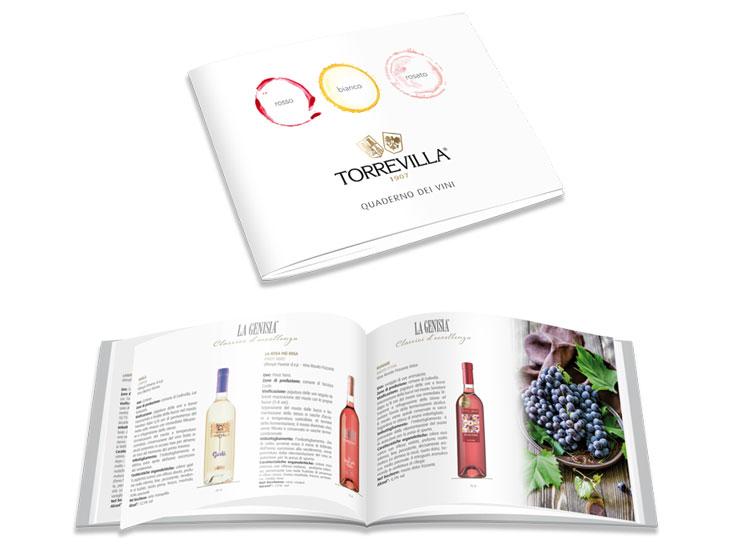 Catalogo Vini Torrevilla